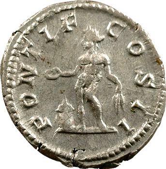 Géta, denier, Rome, 208