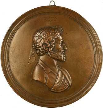Italie, Ludovico Ariosto (ou L'Arioste), fonte, s.d