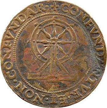 Bretagne, Cathérine de Médicis, dauphine et duchesse de Bretagne, s.d