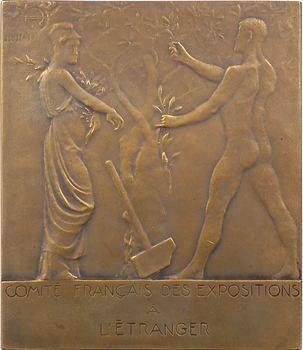 Argentine, expositions du centenaire de l'indépendance, par F. Roques, 1910 Paris