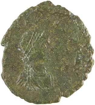 Arcadius, nummus, Thessalonique, 383-408