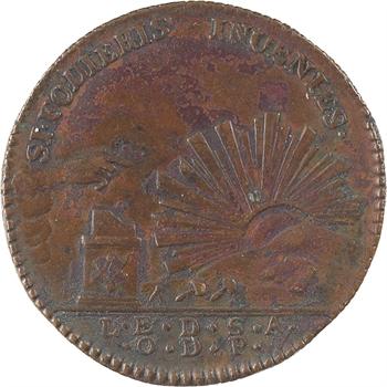 Orient de Paris, loge de Saint-Alexandre d'Écosse, s.d. (1783) Paris