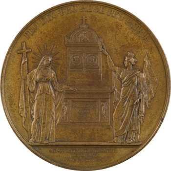 Charles X, monument pour les victimes de Quiberon en 1795, s.d. (1825) Paris
