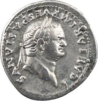 Titus, denier, Rome, 79