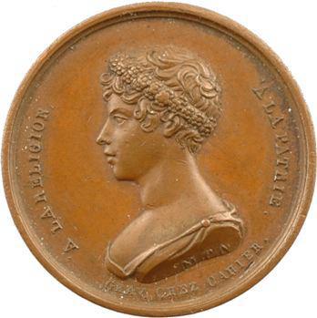 Duchesse de Berry, naissance d'Henri V, par Montagny, 1820 chez Cahier Paris