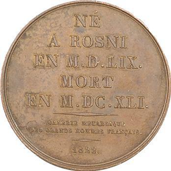 Maximilien de Béthune, duc de Sully, par Domard, 1822 Paris