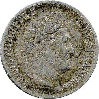 Louis-Philippe Ier, 1/2 franc, 1840 Paris