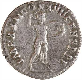 Domitien, denier, Rome, 95
