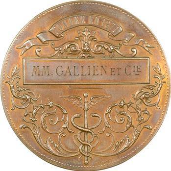 Fouchet (A.) : Union des banquiers de Paris et Province, 1871 Paris