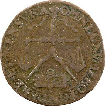 Pays-Bas méridionaux, Marguerite de Parme, jeton des finances, 1561