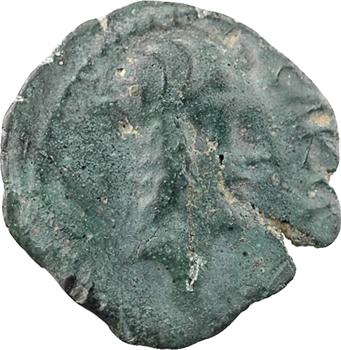 Carnutes, bronze TASGETIOS au pégase, c.60-40 av. J.-C.