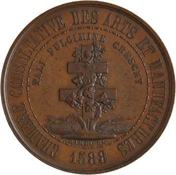 Second Empire, Chambre consultative d'Elbeuf, s.d. Paris