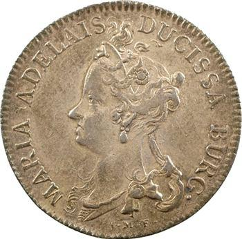 Bourgogne (duché de), Marie-Adelaïde de Savoie, 1711