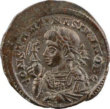 Constantin II, nummus, Trèves, 322-323