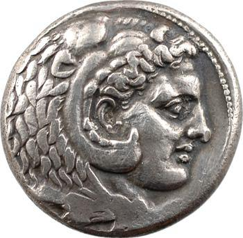 Sicile, Siculo-puniques, Carthaginois en Sicile, tétradrachme, 320-290 av. J.-C