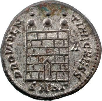 Licinius II, nummus, Héraclée, 318-320