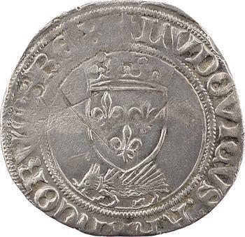 Louis XII, douzain au porc-épic, Châlons-en-Champagne