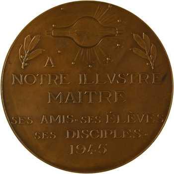 IVe République, Maurice de Broglie, par Morlon, 1945 Paris