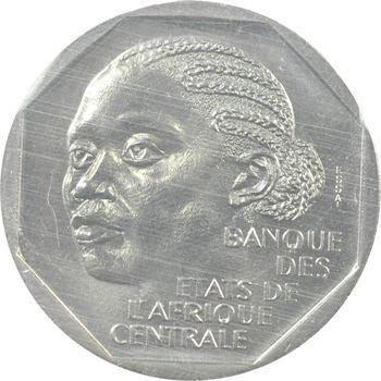 Cameroun (République du), essai de 500 francs, 1985