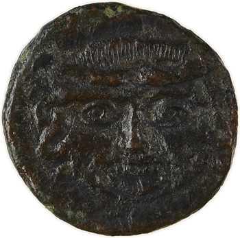 Sicile, Camarina, tétras, 420-405 av. J.-C