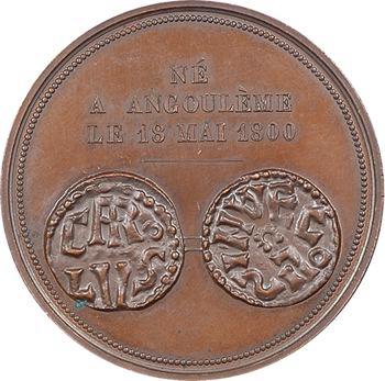Second Empire, Rousseau (J. A.), antiquaire et numismate, 1854 Paris