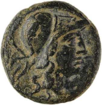 Mysie, Pergame, Bronze AE18, 200-130 av. J.-C