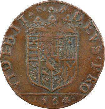 Lorraine, comté de Vaudémont, Mercœur, Nicolas, comte, 1564