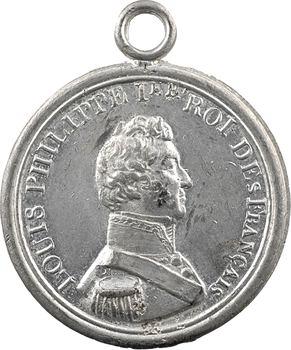 Louis-Philippe Ier, proclamation du Roi, 1830 Paris