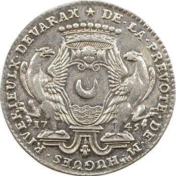 Lyonnais, Lyon (ville de), Hugues Riverieulx de Varax, prévôt des marchands, 174