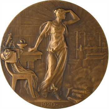 Richer (P.) : centenaire de l'Académie de Médecine, 1920 Paris