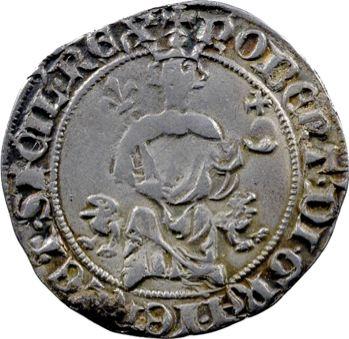 Provence (comté de), Robert d'Anjou, Gillat ou Robert d'argent