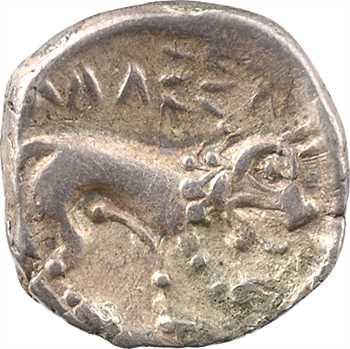 Celto-Ligures, drachme, imitation de Marseille, c.IIIe-IIe s. av. J.-C