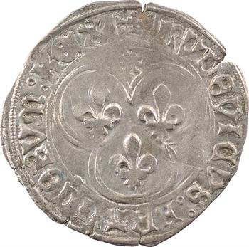 Louis XI, blanc au soleil, Troyes