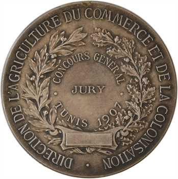 Tunisie, Concours Général de Tunis, par F. Rasumny, 1907 Paris