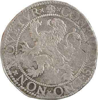 Pays-Bas, Hollande, écu au lion (daalder), 1604 Dordrecht