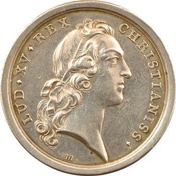 Louis XV, premier mariage du dauphin avec Marie-Thérèse d'Espagne, 1745 Paris