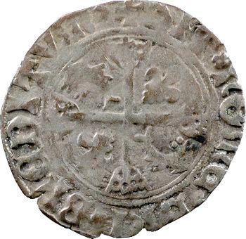 Charles VIII, dizain karolus du Dauphiné, Crémieu