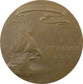 Algérie, médaille de la Ligue maritime et coloniale