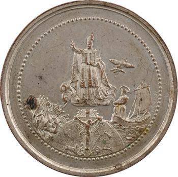 Vatican, Pie IX, Concile œcuménique, par Blondelet, 1869 Rome