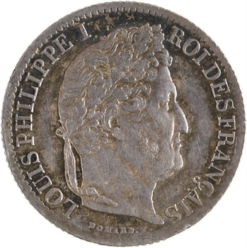 Louis-Philippe Ier, 1/2 franc, 1834 Marseille