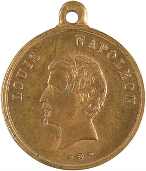 Second Empire, Napoléon III Empereur, 1852 Paris