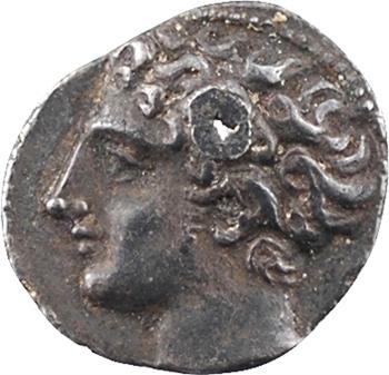 Marseille, obole au type d'Apollon, offrande votive ? c.215-200 av. J.-C