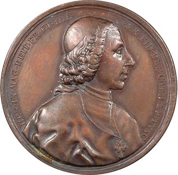 Royaume-Uni, Georges III, la mort de Charles III, par Hamerani, 1788