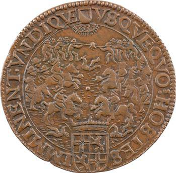Pays-Bas septentrionaux, Utrecht, revers militaires des Provinces-Unies, 1626