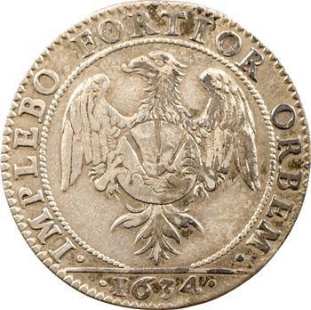 Conseil du Roi, Louis XIII, 1634