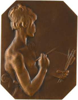 Charpentier (A. L. M.) : la Peinture, s.d. (1901) Paris