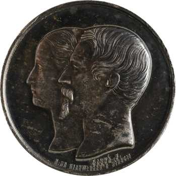 Second Empire, mariage de Napoléon III et Eugénie, 1853 Paris