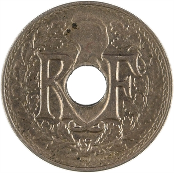 IIIe République, 5 centimes, 1922 Poissy