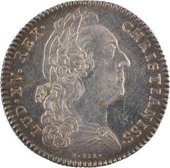 Louis XV, États de Bretagne, 1772 Paris