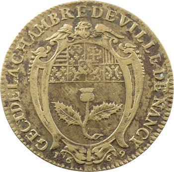 Lorraine, Nancy (ville de), Chambre de la ville, Charles IV, 1669